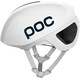 POC Octal Aero Raceday casco per bici bianco
